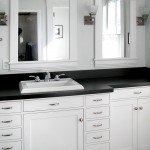 White Enamel Bathroom